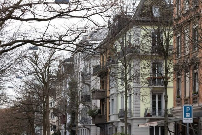 Rent: Swiss cantons ranked from cheapest to most expensive