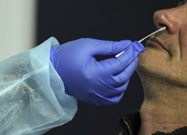 Hackers steal data of 1.4 million people who took Covid tests in France