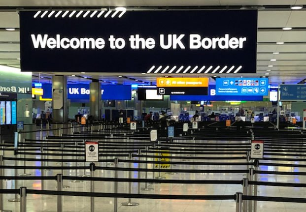 What travellers from Spain to England should know about the UK's new Covid border rules