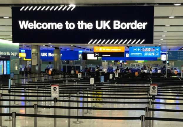 LATEST: European travellers to England who have one or mixed Covid vaccines still face quarantine