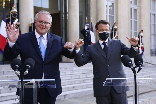 OPINION: France's Australian submarine row shows that Macron was right about NATO