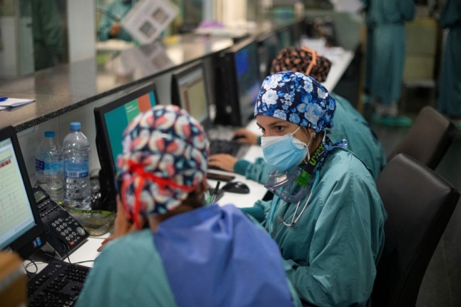 Spain to stop counting Covid-19 infections to assess severity of pandemic