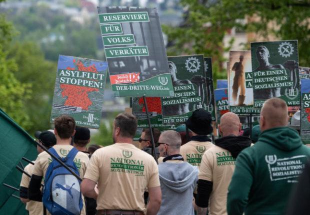 German court overturns ban on 'hang the Greens' election posters