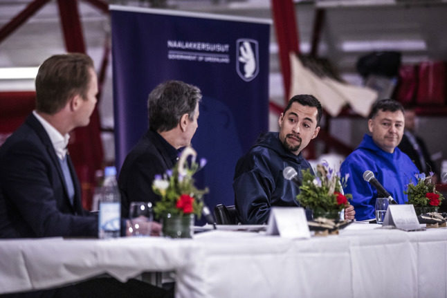 Greenland foreign minister axed over independence remarks