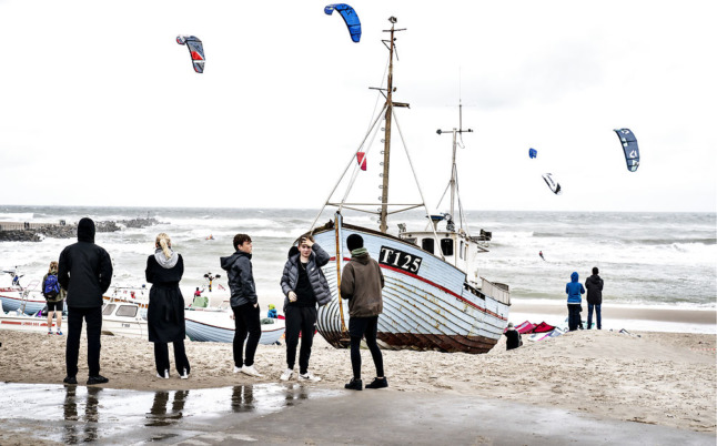Danish ferry departures cancelled amid stormy weather
