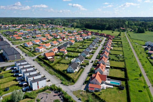 Is Sweden's housing shortage on the way to getting solved?