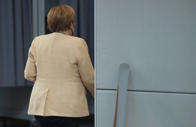 OPINION: Germany will have to endure Covid for a while longer, but at least Merkel is going
