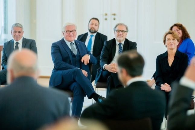 'Germany is a country with a migrant background,' says President Steinmeier