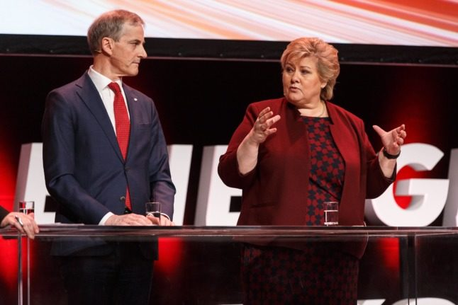 As it happened: 'We did it' – Norway's left-wing opposition triumphs in general election