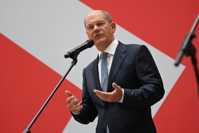 What Scholz's Brexit comments tell us about Germany's next potential leader
