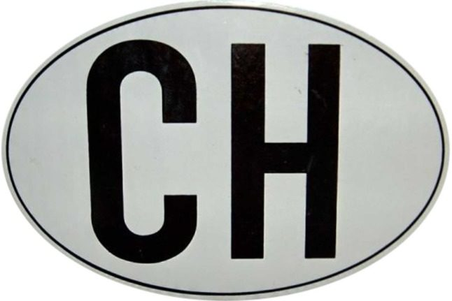 Why does Switzerland use 'CH' and what does it mean?