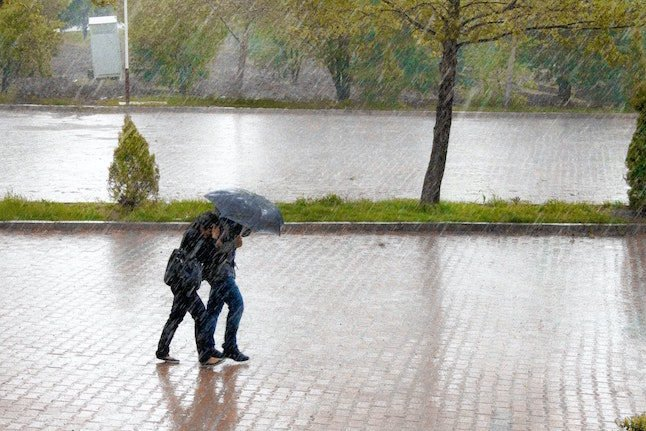 Storm warnings issued for five Spanish regions