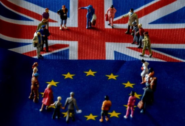 France announces closure of web portal for post-Brexit residency applications