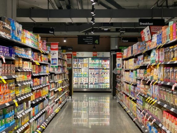 More foods pulled from supermarket shelves in Norway due to toxic substance