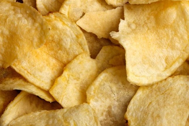 Switzerland is running out of potato chips due to Covid and poor summer weather