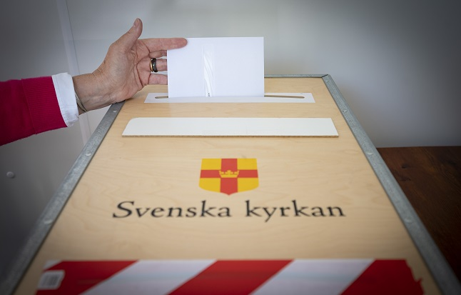 What are Sweden's church elections and how do they work?