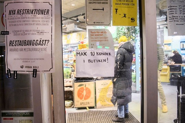 Sweden extends pandemic law for four more months