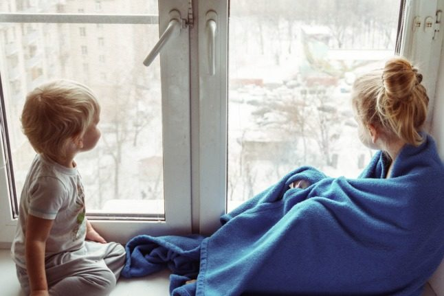 Denmark to give flu vaccines to young children from October