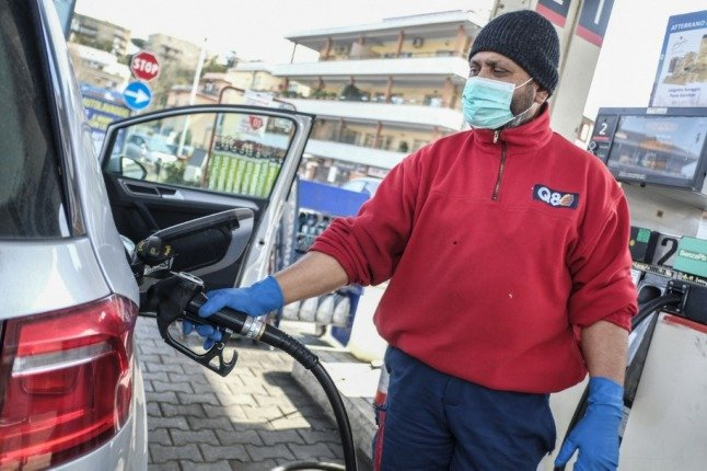 Why Italy's fuel prices are among the highest in Europe – and rising