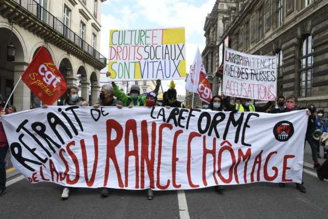 Why French unions are planning strikes on Tuesday and how it could affect you