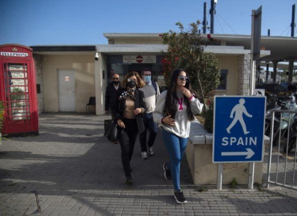 Briton denied entry to Spain over missing passport stamp