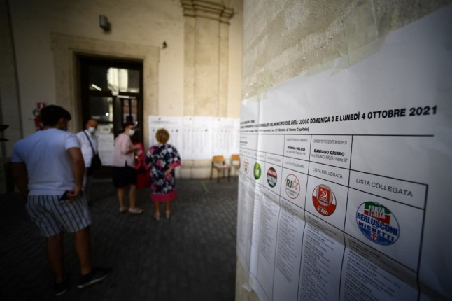 Mussolini's granddaughter tops polls for Rome local election