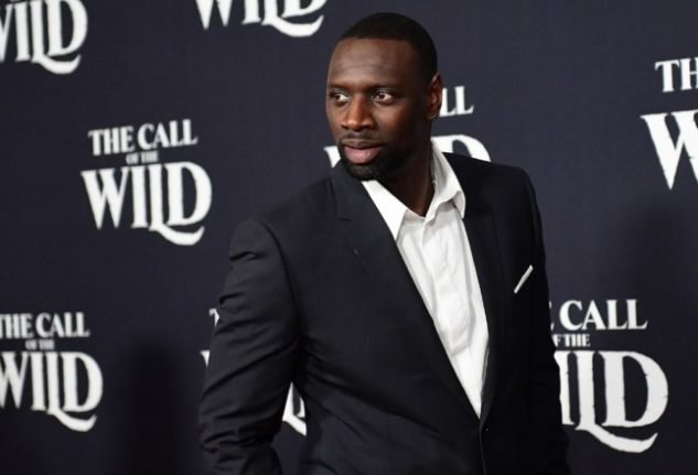 Omar Sy becomes first French actor to sign multi-year Netflix deal