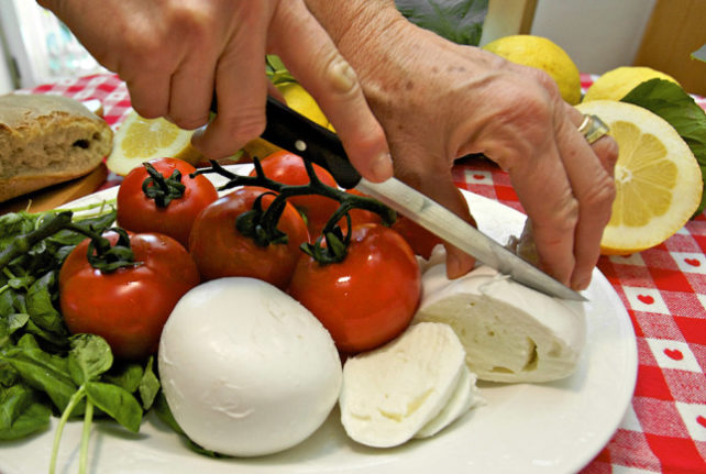 Mozzarella outsells camembert in France for the first time