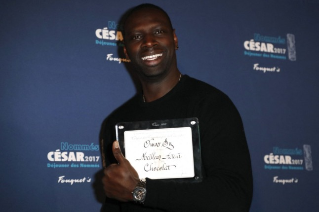 5 of Omar Sy's best French-language films and TV series