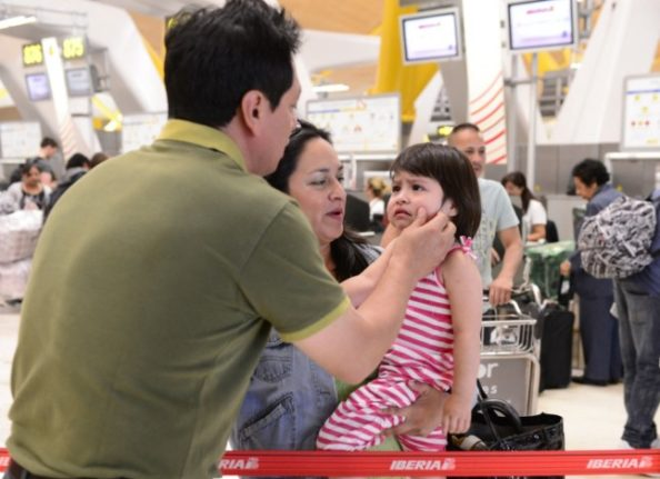 Spain lifts Covid restrictions on access to airport terminals