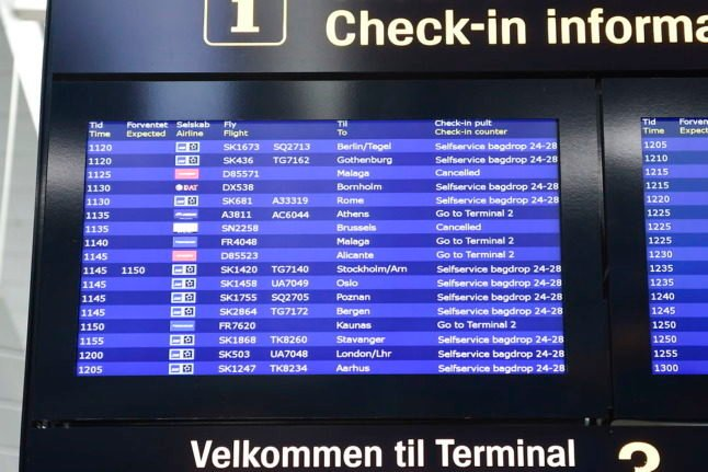 How Denmark's eased rules will affect travel to and from rest of the world