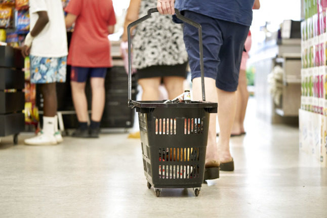 Why customers can expect to pay more at Danish supermarkets