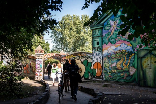 Denmark proposes affordable rental housing in Christiania enclave
