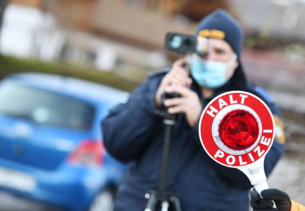 Germany set to hike up fines for speeders and reckless drivers