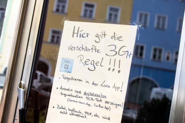 Germany's future coalition parties set out Covid plans for winter