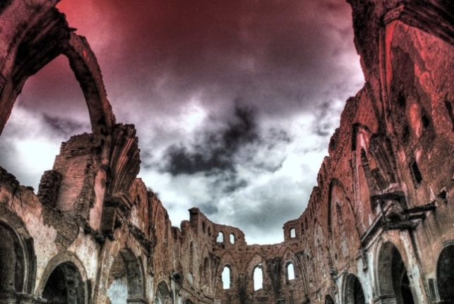 Halloween: Spain's most haunted places