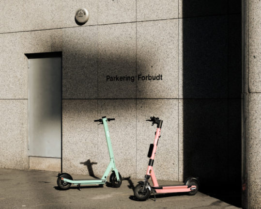 Have Oslo's new electric scooter rules reduced accidents?
