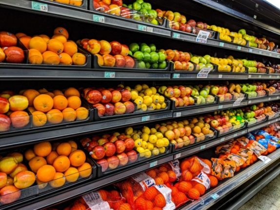Norwegian firm warns high gas prices could impact food production